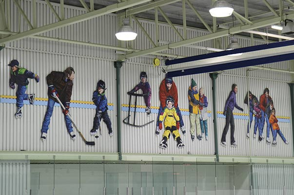 Public Art - On the Ice