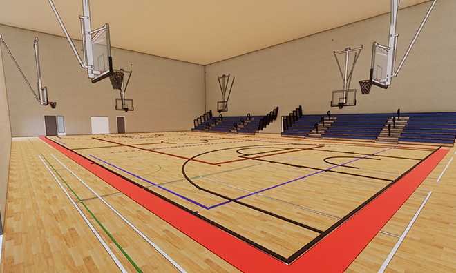 Strathcona County partners with local school board to provide more gymnasium time for community use