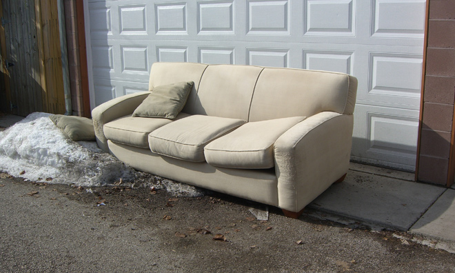 Large Item Pickup Strathcona County