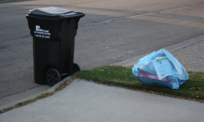 Reminder to residents: recycling changes now in effect