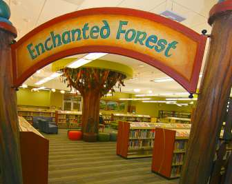 Strathcona County Library - Enchanted Forest