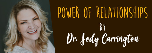 Strathcona County and EICS present: Power of Relationship with Dr. Jody Carrington