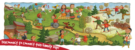 Celebrate Family Day at County recreation centres and Everybody Gets to Play!