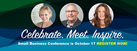 Small Business Conference - October 17