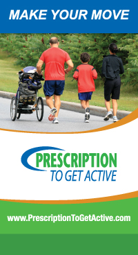 Make your move - Prescription to get active