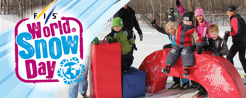 Celebrate World Snow Day at the Wilderness Centre