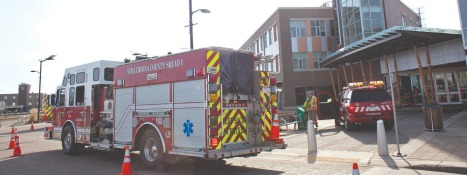Working together to reduce false fire alarms