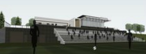 Emerald Hills Sports Pavilion Rendering