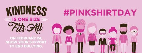 When Is Pink Shirt Day 2016 Custom Shirt