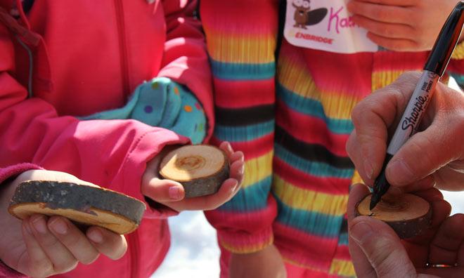 Grade One students celebrate Arbor Day | Strathcona County