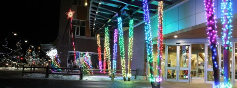 Kick off the holidays in the County with Celebration of Lights