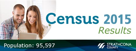 Strathcona County Census 2015 results