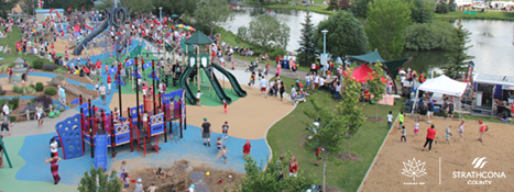 Celebrate Canada's 150th birthday at Broadmoor Lake Park!