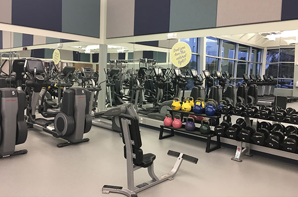 Wellness Centre at Glen Allan Recreation Complex.
