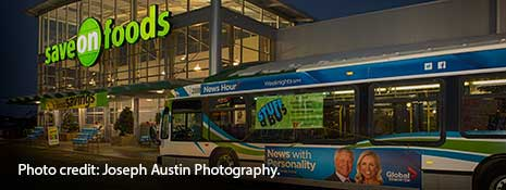 Strathcona County Transit celebrates 20 years of Stuff-A-Bus