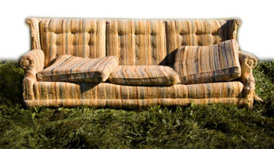 Time To Get Rid Of That Old Couch?