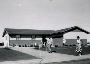 Sherwood Park History Housing Strathcona County