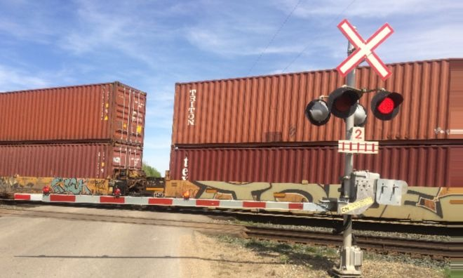 Fewer train whistles to be heard in Strathcona County