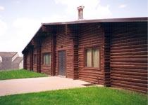 Hall exterior