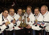 Randy Ferbey Curling Team