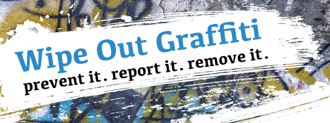 Wipe Out Graffiti