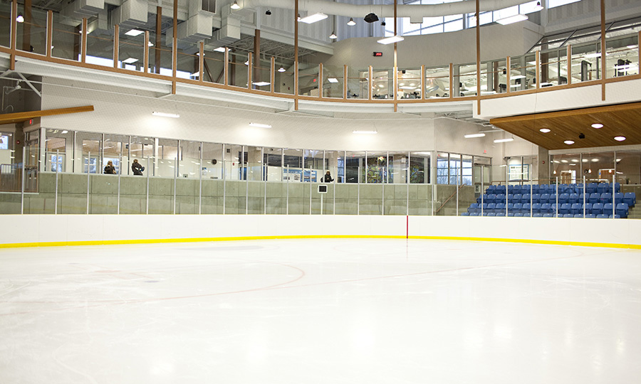 Arena at Ardrossan Recreation Complex