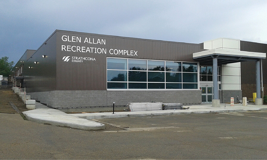 Glen Allan Recreation Complex
