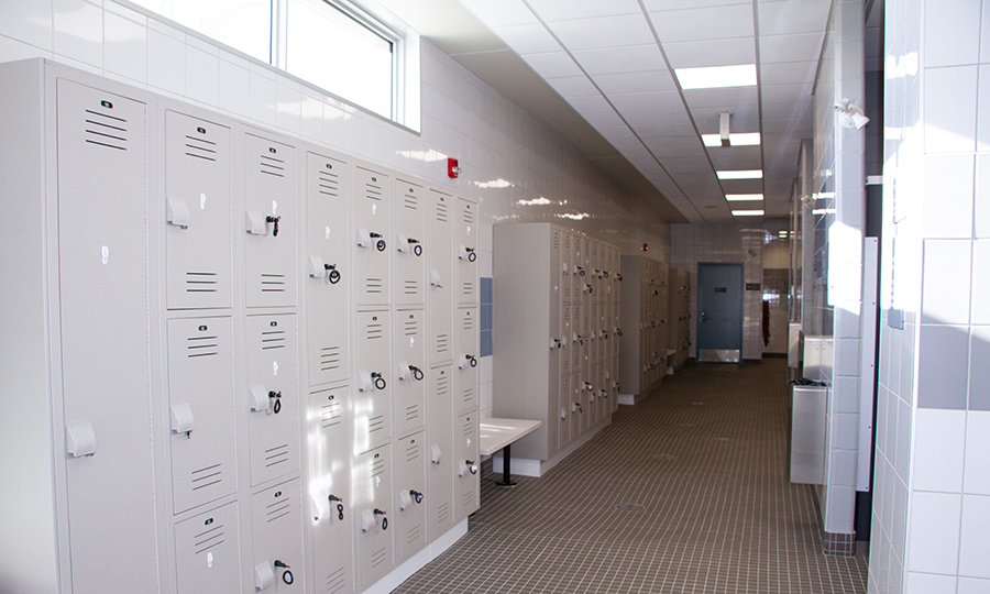 KLC-Universal Changeroom Lockers