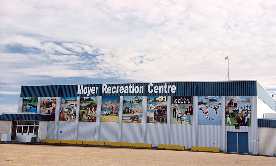 Moyer Recreation Centre