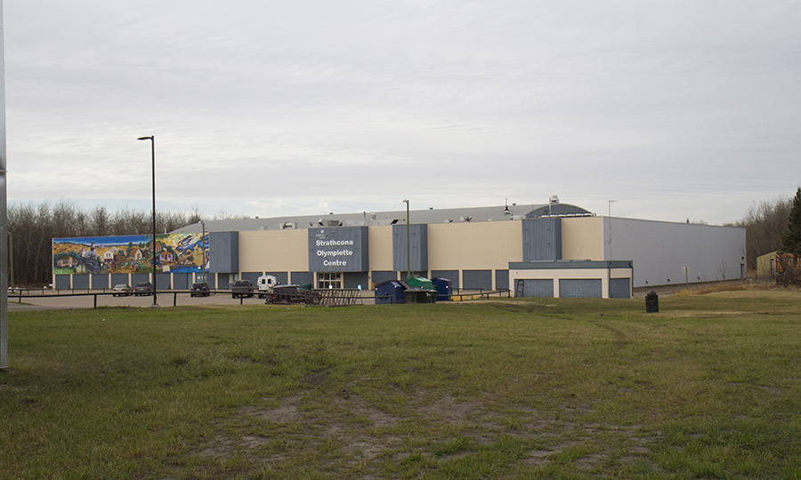 Strathcona Olympiette Centre