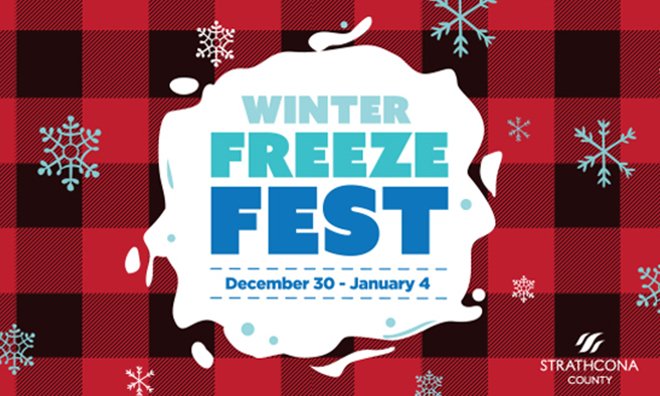 Winter Freeze Fest celebration