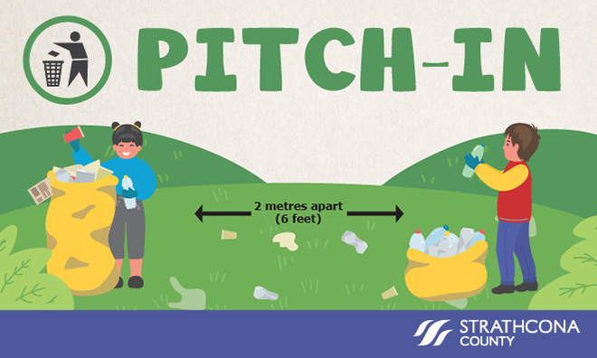 Strathcona County Pitch-in May 1 - 31