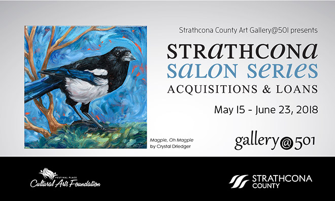 Salon Series exhibit showcases local artists