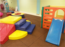 Toddler play structures