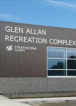 Glen Allan Recreation Complex building