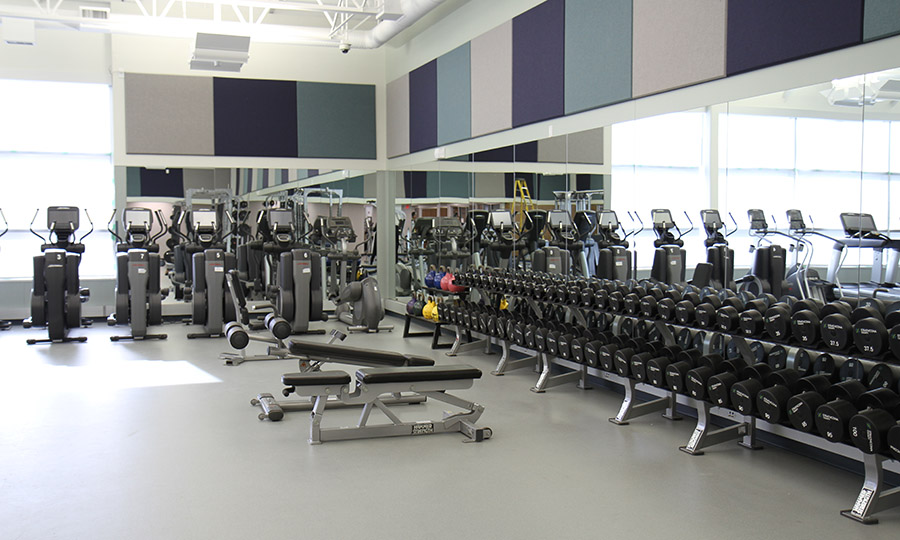 GARC - Apple Fitness Centre