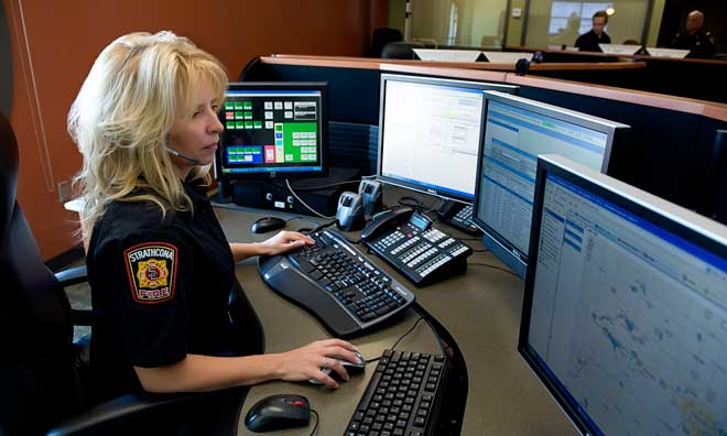 911 Emergency Operation Centre