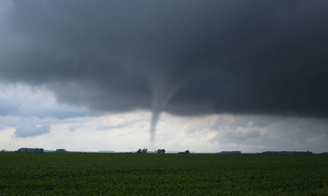 Shelter-in-place during a tornado | Strathcona County