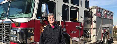 Strathcona County welcomes new fire chief