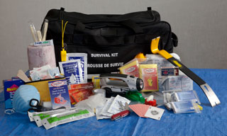 Emergency preparedness kit