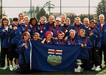 Sherwood Park Rangers 2003 U16 Girls Soccer Team (2007)
