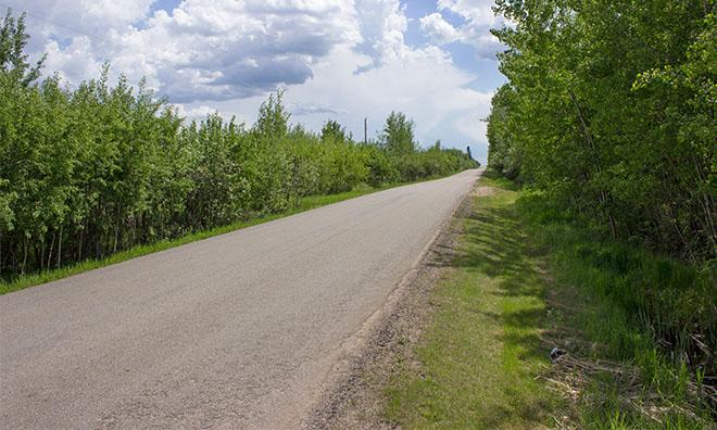 range road 213 widening strathcona county