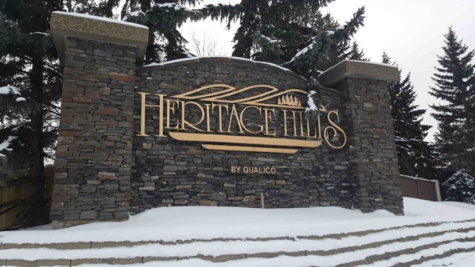 Traffic safety review initiated for Heritage Hills