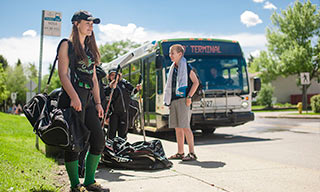 Bus schedules and routes   Strathcona County