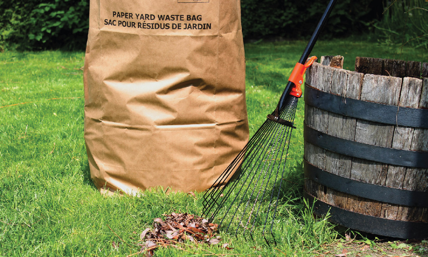 Extra yard waste collection switching to paper bags in Strathcona County